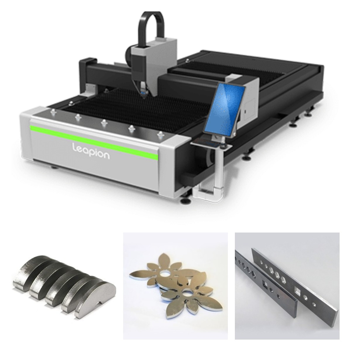 LF-E Entry-level Economy Fiber Laser Cutting Machine
